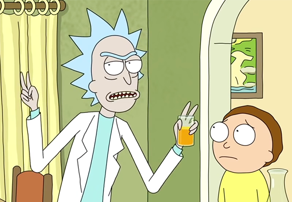 Best Rick And Morty Quotes Interesting Top 10 Rick And Morty Quotes