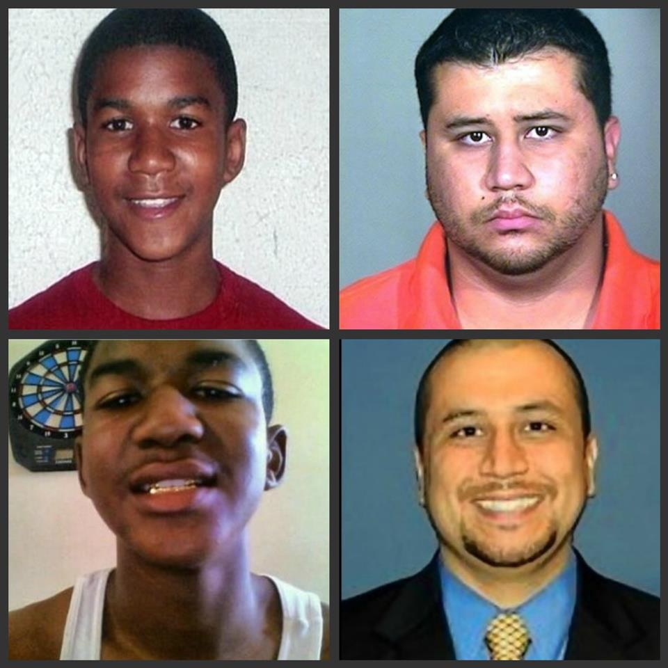 the shooting of trayvon martin interpreting Tracy martin, trayvon martin's dad, alleges that markeis mcglockton's fatal shooting is a result of the acquittal of his son's killer, george zimmerman.