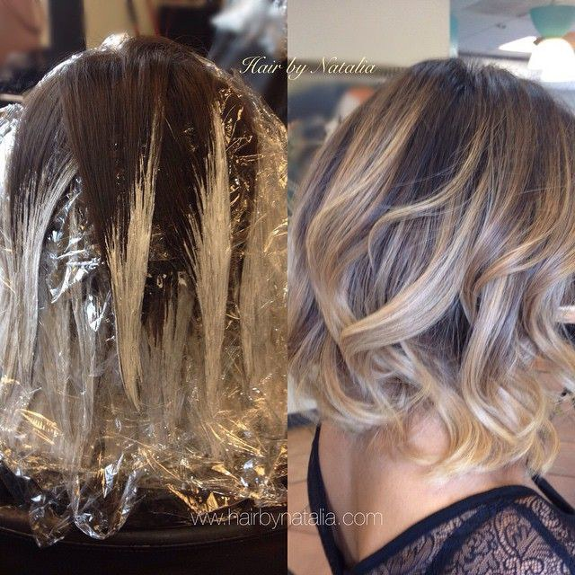 Whats the deal with balayage highlights 2 natural looking solutioingenieria Gallery