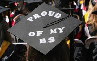 Time to get your graduation caps on publicscrutiny Choice Image