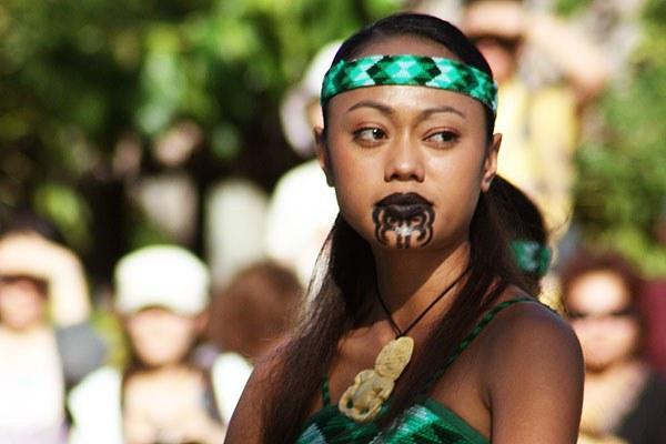 Maori Woman Face Tattoo: Are You Beautiful?
