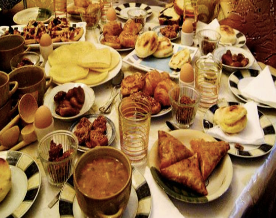 Simple Moroccan Eid Al-Fitr Food - 980x  Collection_984480 .png