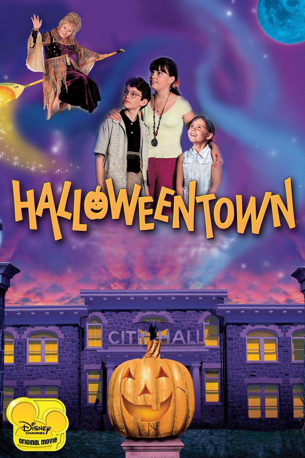 halloweentown marnie goes to college