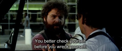 24 movie quotes you say way to often