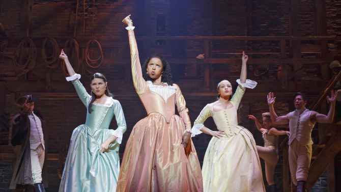 Hamilton Is Broadway's Newest Game Changer