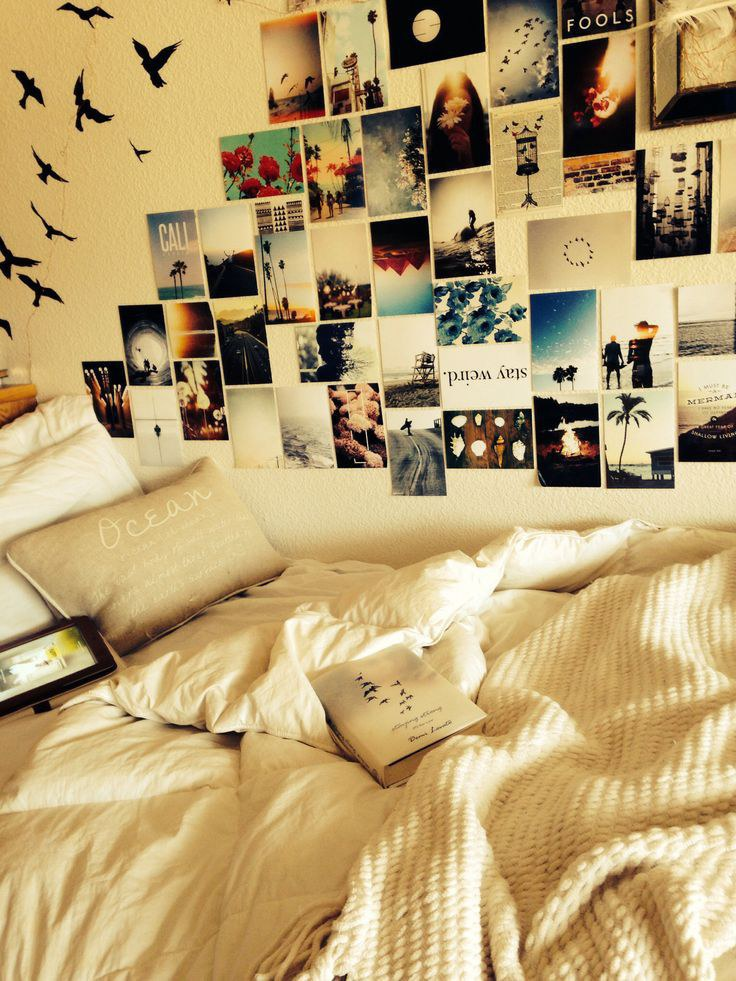 15 Ways To Display Pictures In Your Dorm