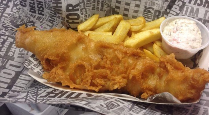 Why british food and drink is actually great for Long john silver fish and chips