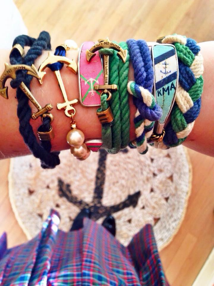 Their Bracelets Are Awesome