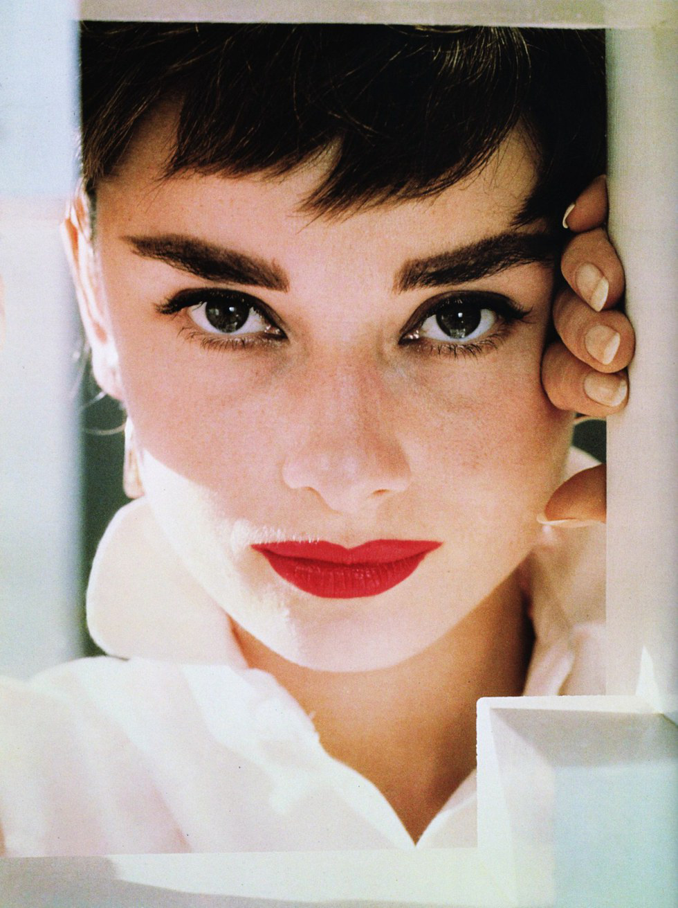 Audrey hepburn eye makeup