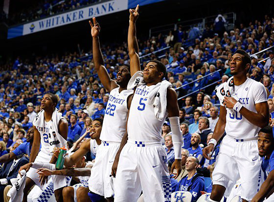 Uk Basketball: Seven Reasons Why Kentucky Is The Beyonce Of College