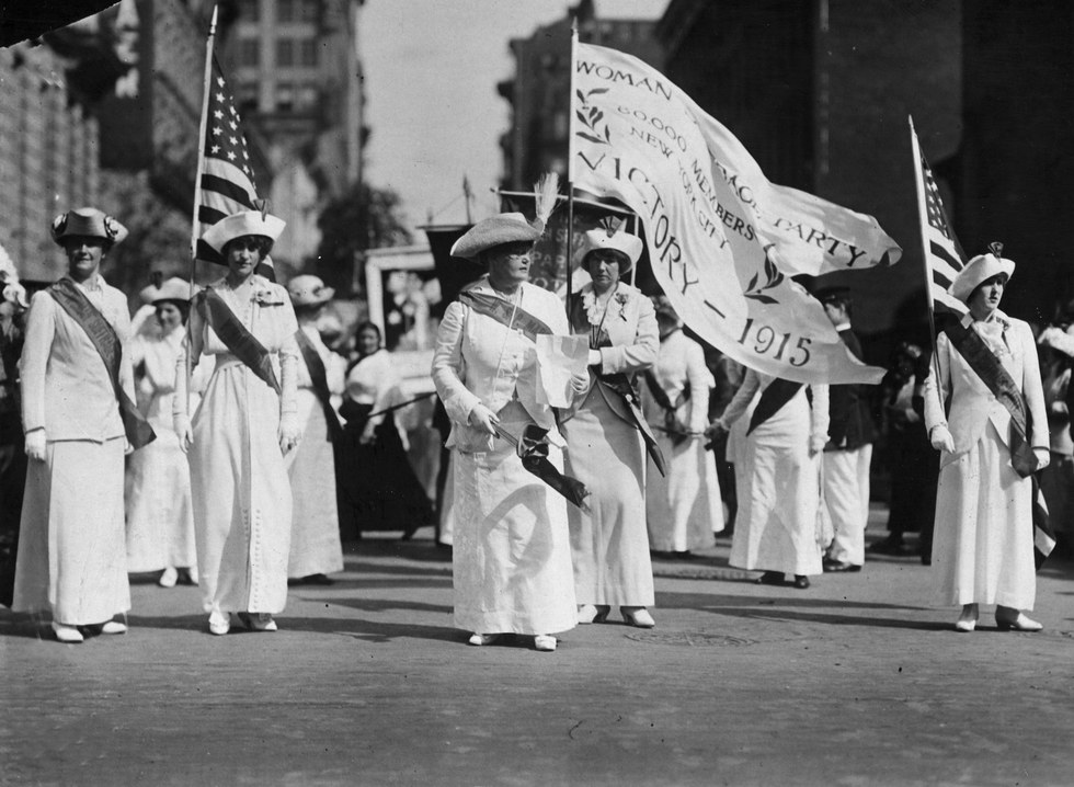 factors leading to womens suffrage Women's suffrage (colloquial: female suffrage, woman suffrage, or women's right to vote) is the right of women to vote in elections a person who advocates the extension of suffrage, particularly to women, is called a suffragist.