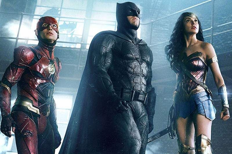 Fun Finish Can t Save the Day for  Justice League