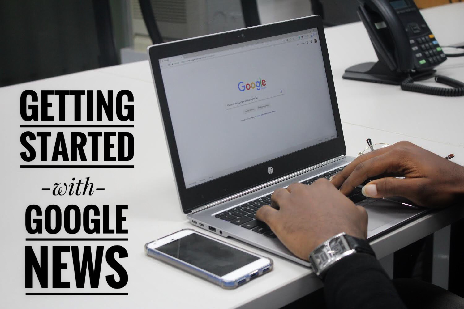 Publish on Google News in 3 Steps