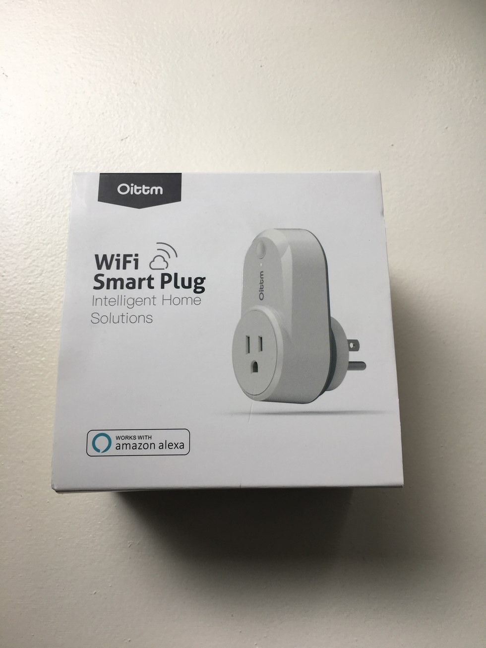Oittm Wi-Fi Smart Plug