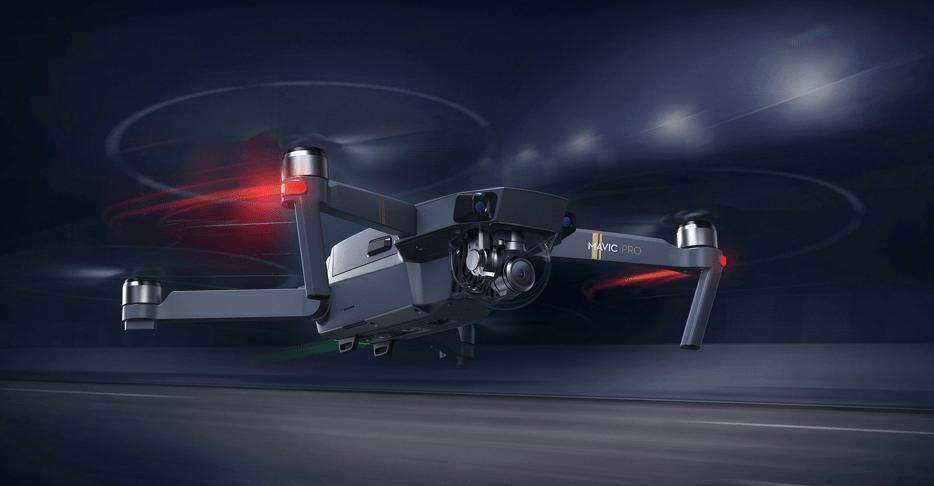photo avec drone