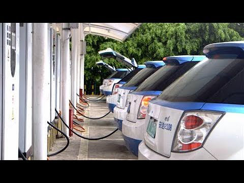 Electric Car Sales Surge 63 percent Globally
