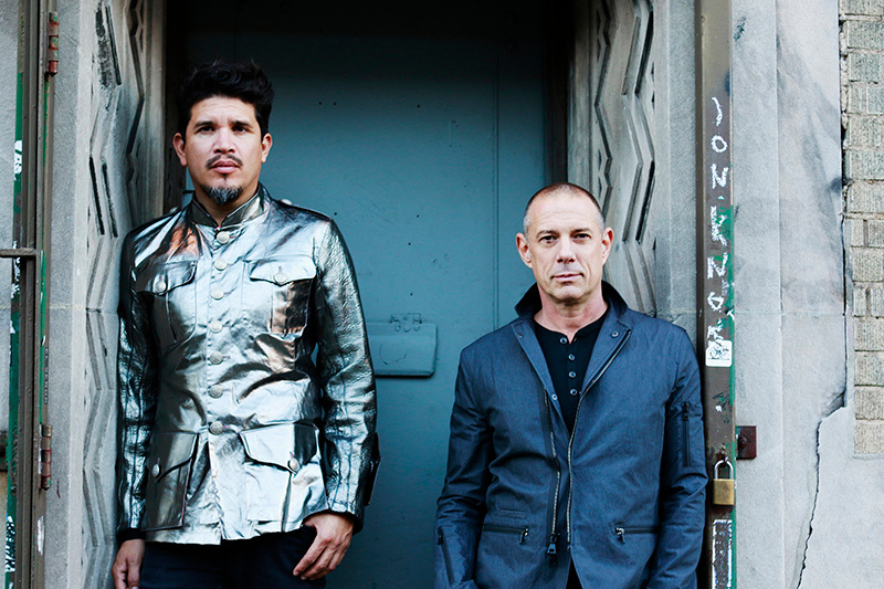 Thievery Corporation Fires Up San Francisco for the Musical Resistance
