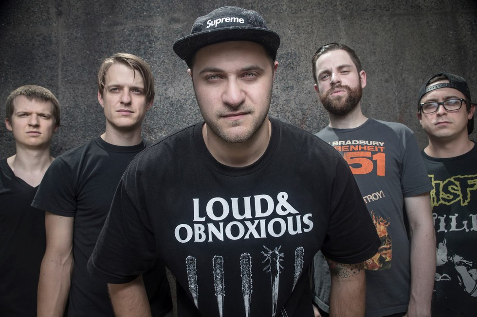 Pisces Are A Deeply Emotional Creative Introspective Sign And The Metalcore Band That Best Fits This Is Inimitable Misery Signals