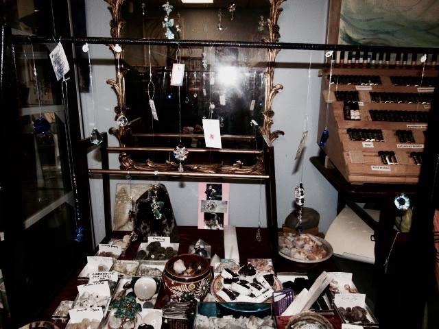 There Are Also Clothes, Dream Catchers And Crystals At This Store. The  Place Is A Very Neat Shop For Anyone To Check Out.
