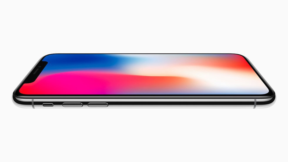 Apple set to halve Q1 iPhone X production target