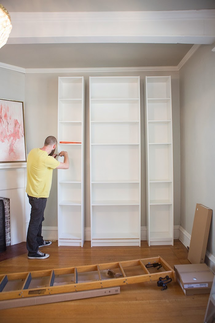create belle s library with this IKEA hack The Snug