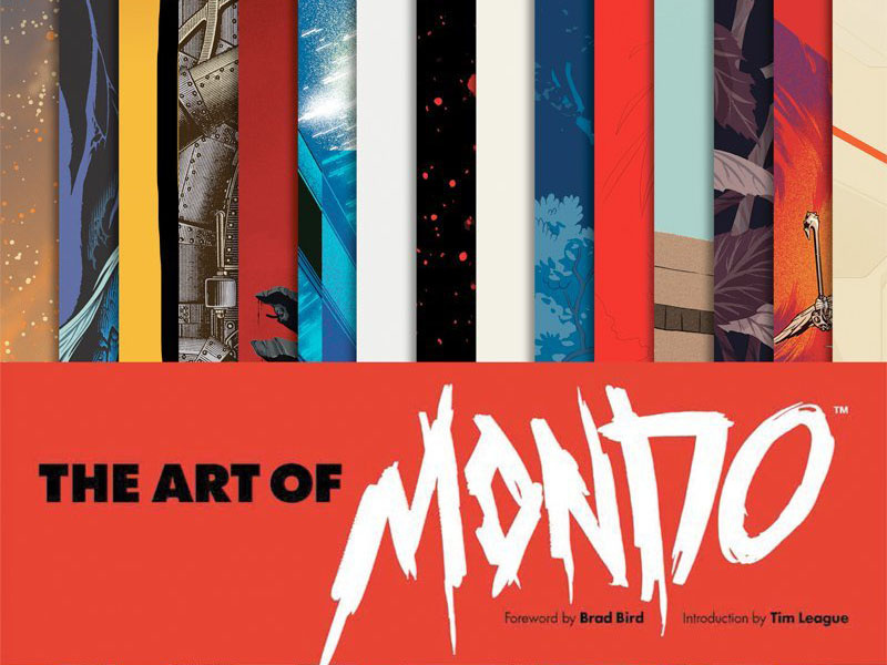 The Poster Art in  The Art of Mondo  Is Rich with Inventive and Clever Interpretations of Film