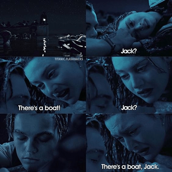 Never Let Go Titanic Quote: 10 Reasons Titanic Is The Best Movie
