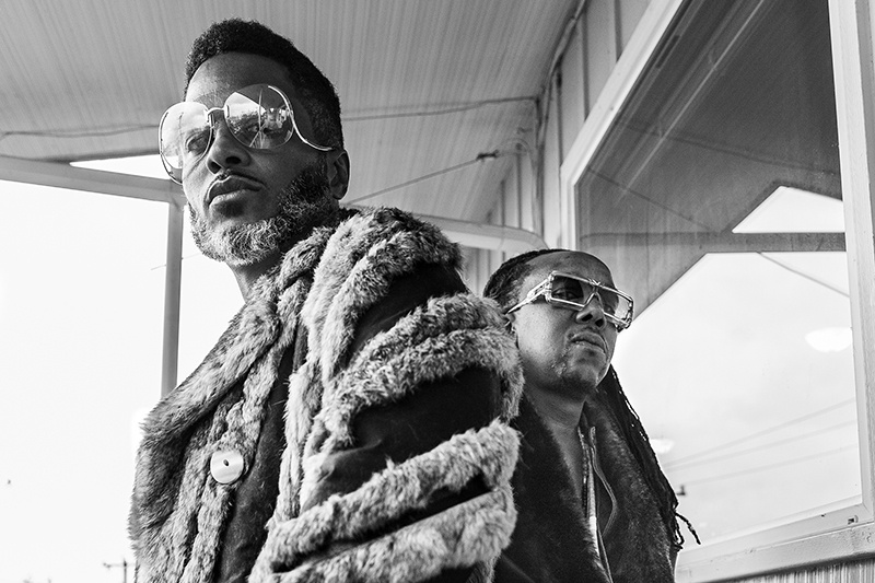Shabazz Palaces -  Since C.A.Y.A.  (Singles Going Steady)