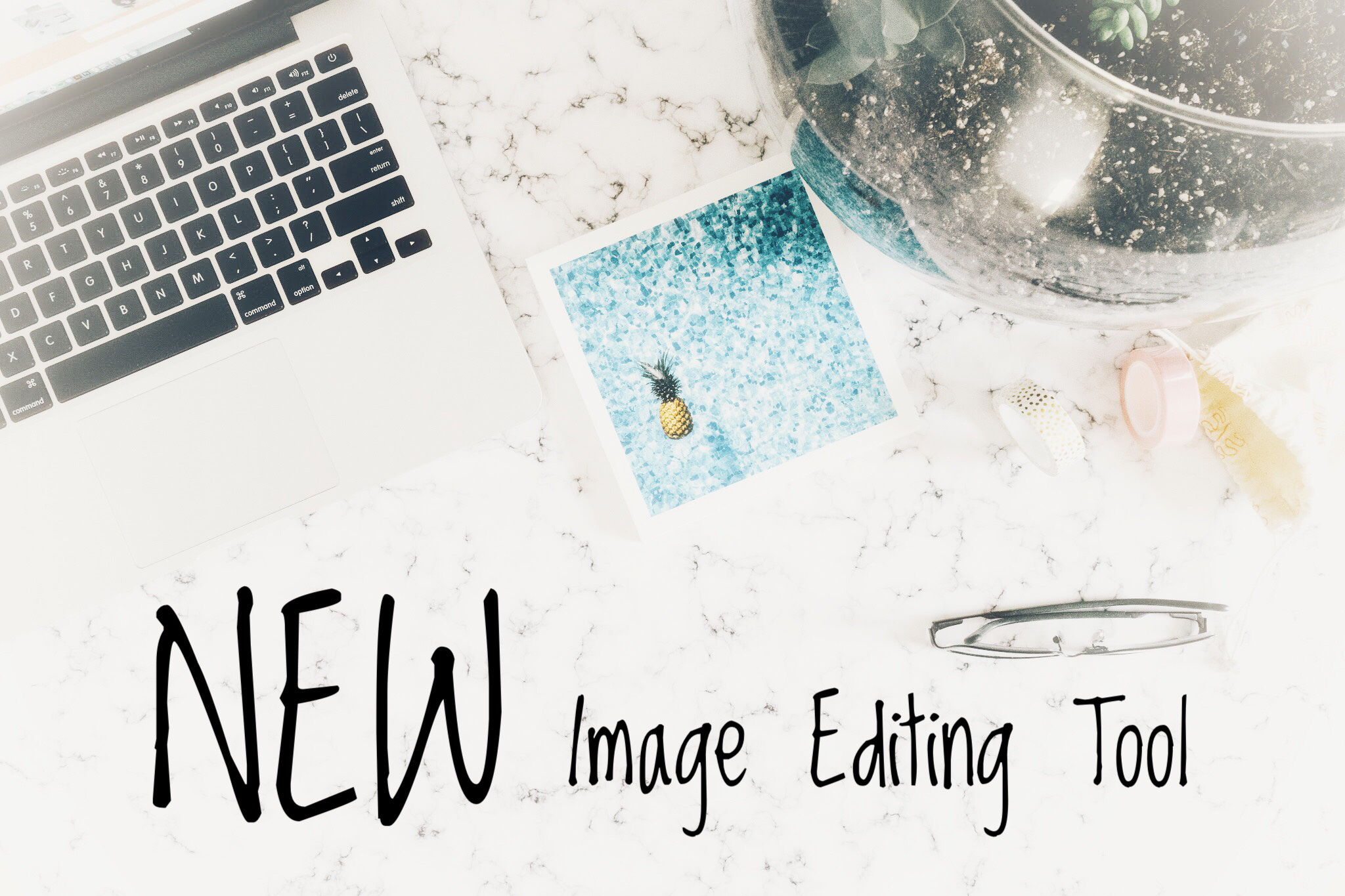 NEW! Edit Media Tool for Post Images