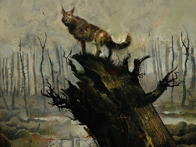 Black Dog: the Dreams of Paul Nash  Gives Chaotic Reality to the Dreamscapes of a War-haunted Painter
