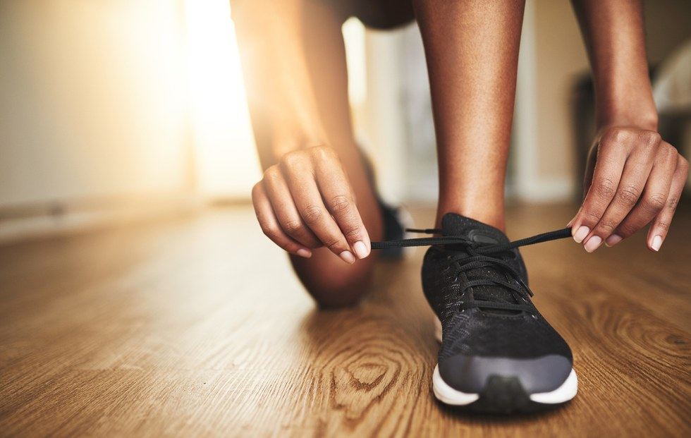 Get your shoes on and stay home, working out with Amazon Alexa Skills