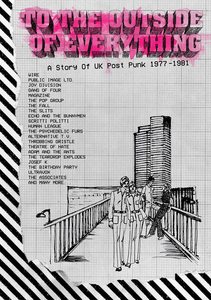 Various Artists: To the Outside of Everything: A Story of UK Post Punk 1977 - 1981
