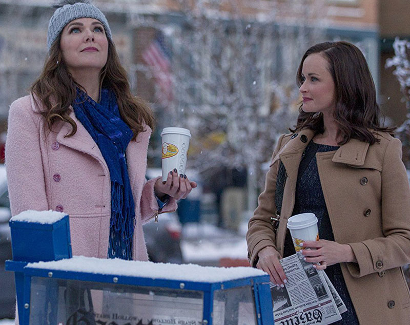 Gilmore Girls: A Year in the Life  Is Stuck in Years  Prior