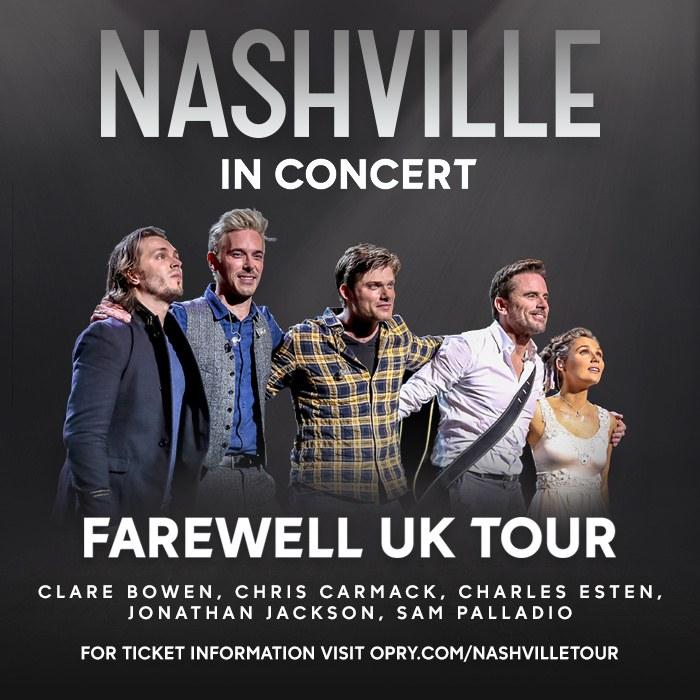 Stars of nashville announce 2018 farewell tour in the uk for Nashville star home tour