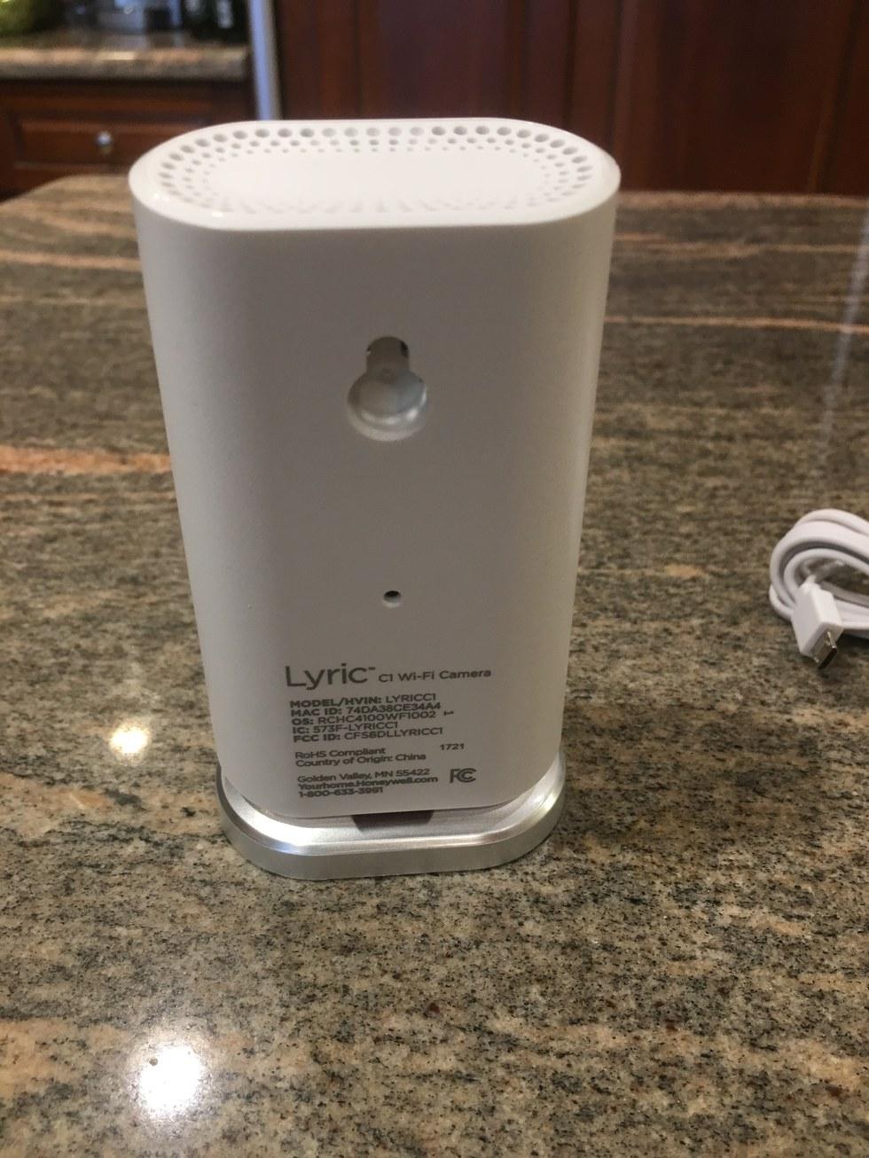 Review: Honeywell Lyric C1 Wi-Fi HD DIY Security Camera