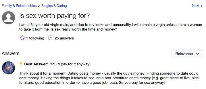 dating older guy yahoo answers