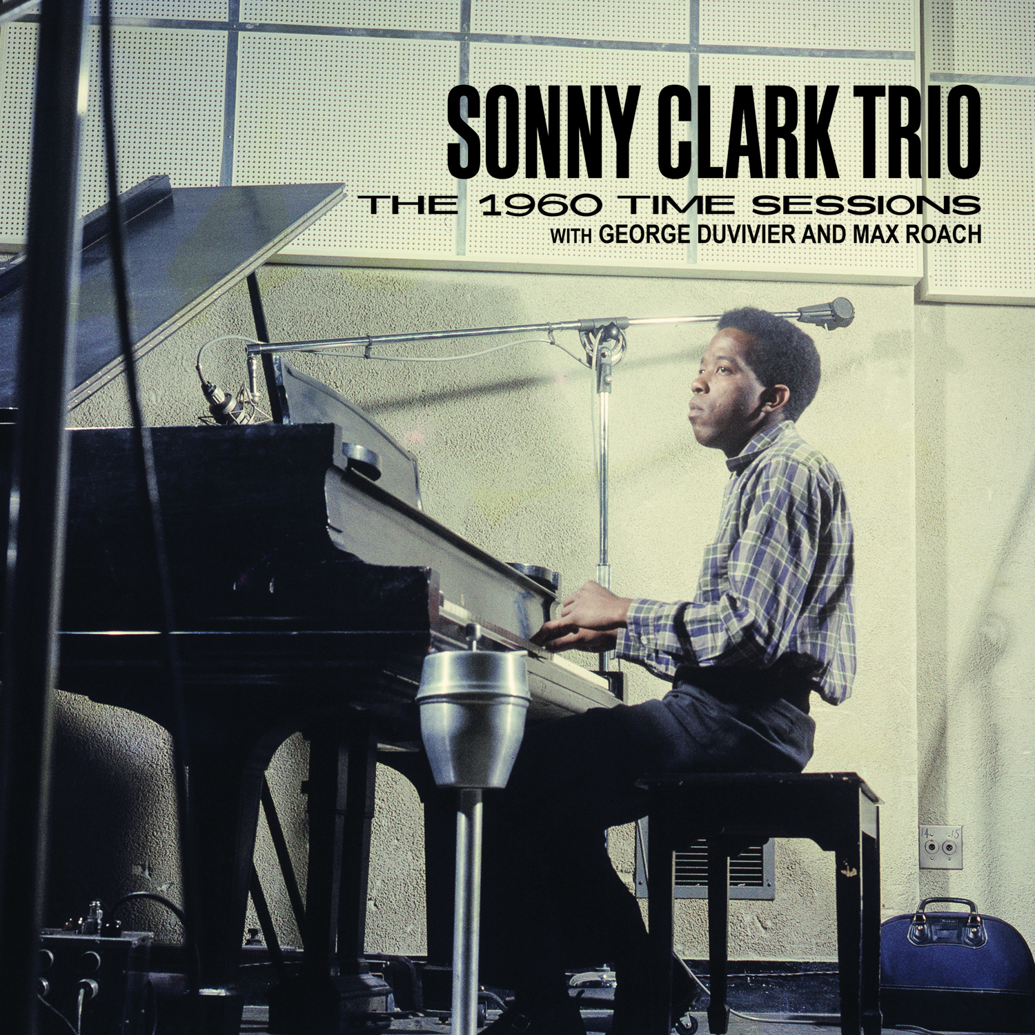 The Sonny Clark Trio: The 1960 Time Sessions