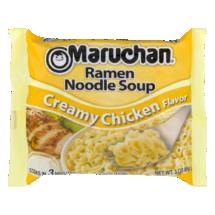 Creamy chicken ramen