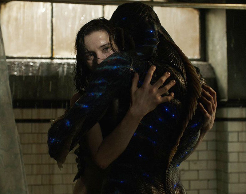 'The Shape of Water' Is a Risky Fairy-Tale Romance That Almost Pays Off