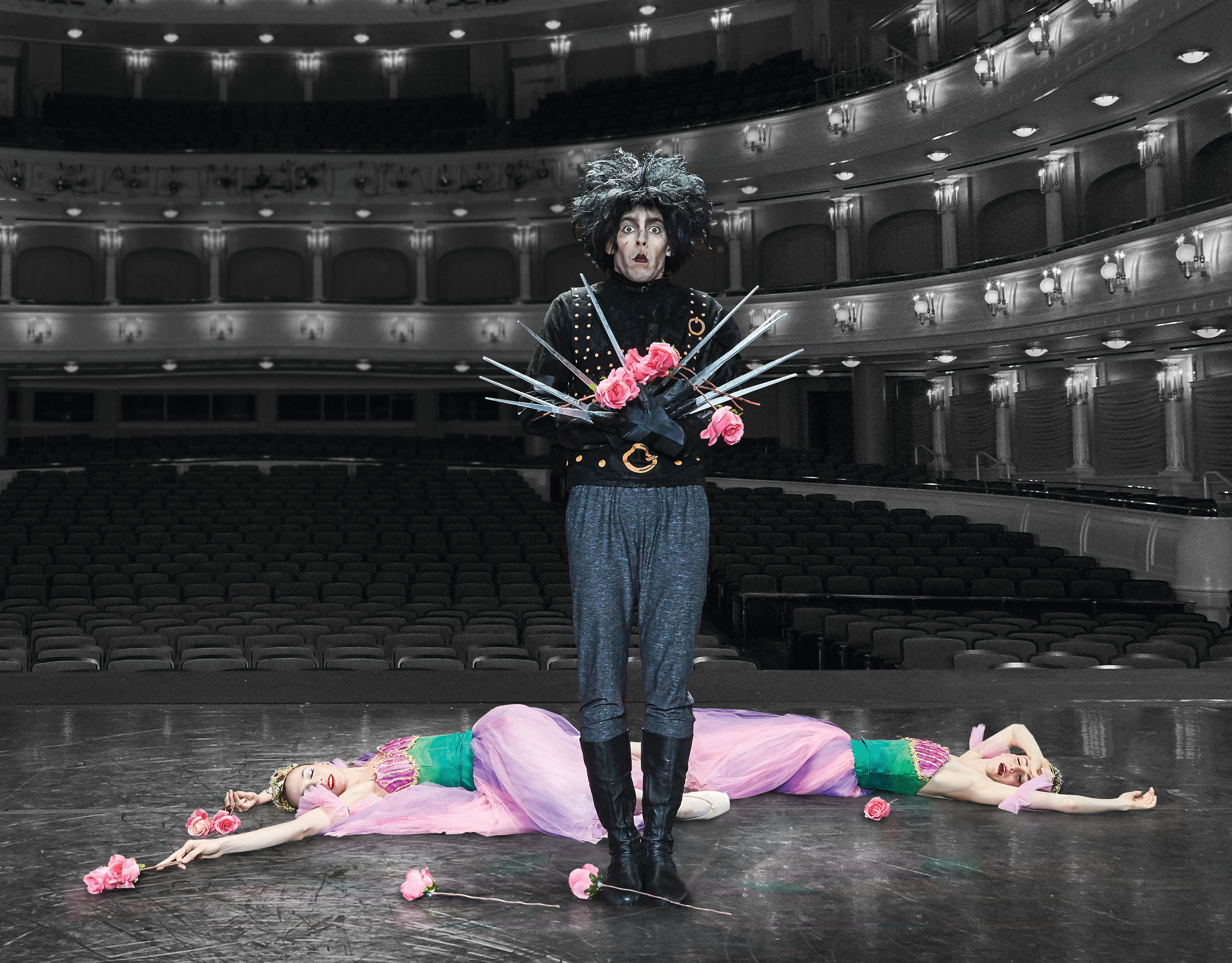 Texas Ballet Theater Gets Nutty
