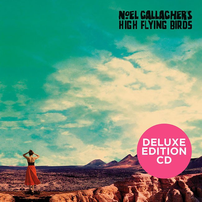 Noel Gallagher S High Flying Birds Who Built The Moon Popmatters