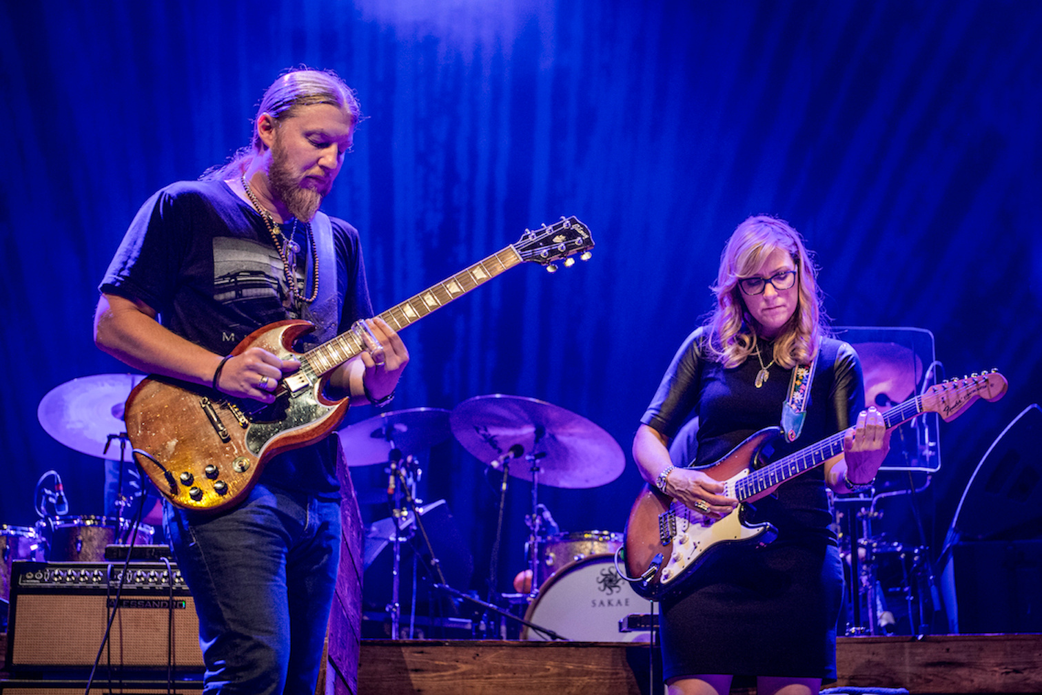 Tedeschi Trucks Band Sings Blues for the Resistance in Return to Oakland