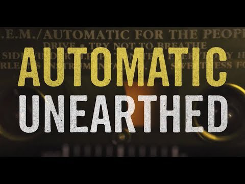 R.E.M. Releases Mini Documentary About  Automatic for the People