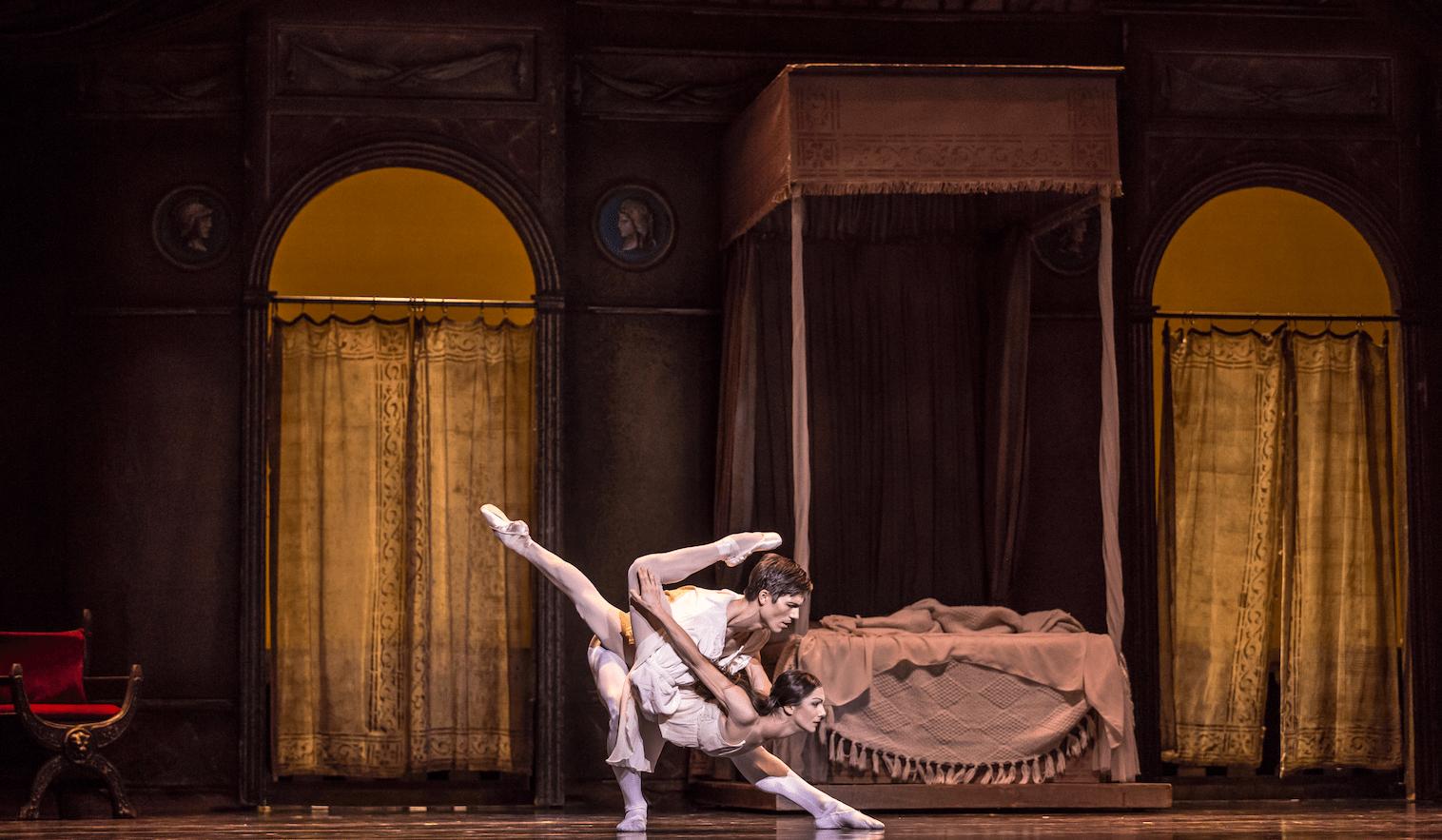 "The Standouts of 2017: Adrienne Benz in BalletMet's ""Romeo and Juliet"""