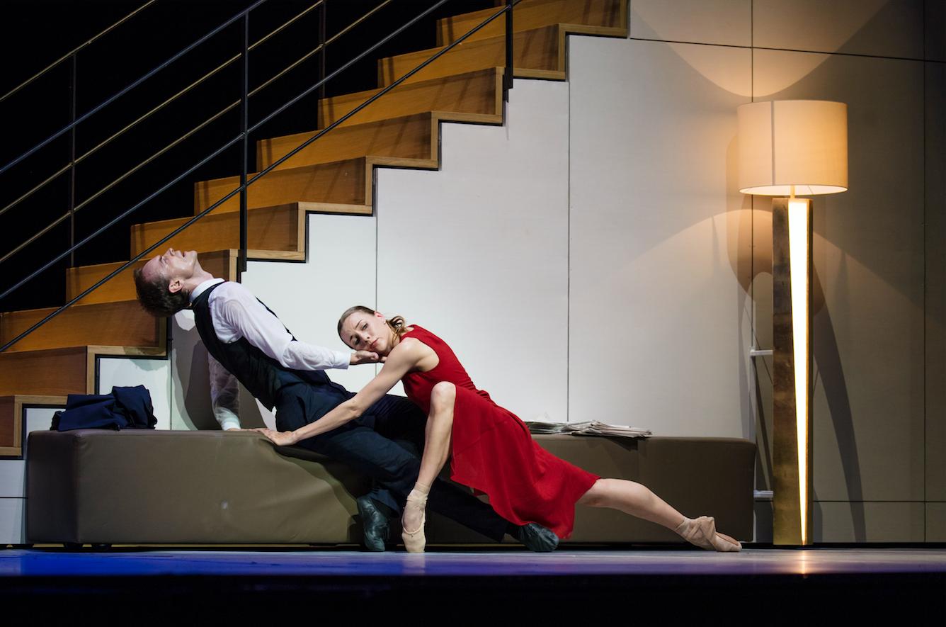 "The Standouts of 2017: Hamburg Ballet in ""Anna Karenina"""