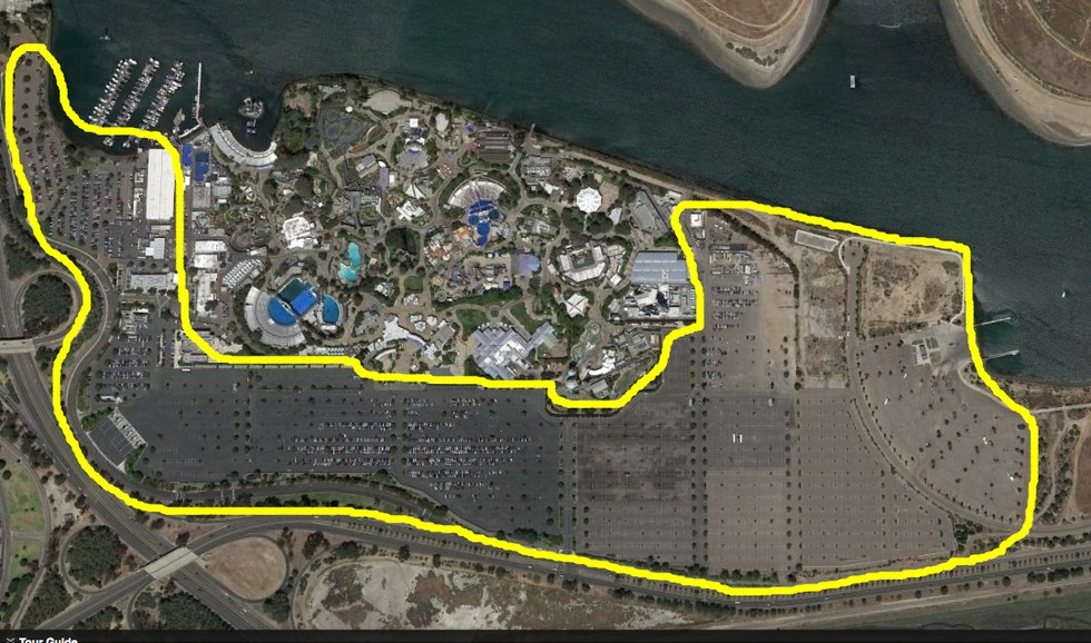Seaworld Cares This Much More About Cars Than Killer Whales