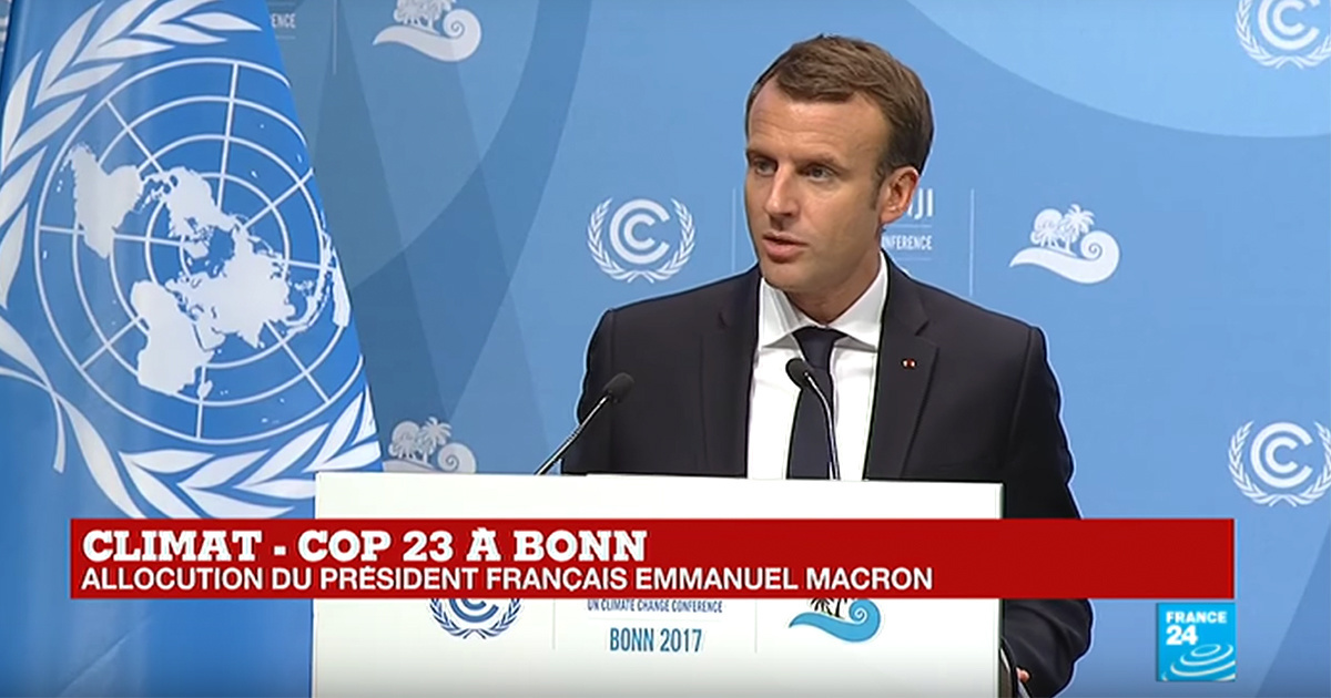 France Awards U.S. Climate Scientists Multi-Year Grants to Number MakeOurPlanetGreatAgain