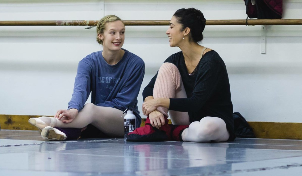 This Mother/Daughter Duo Is Dancing In The Same Company—But Only For One Season