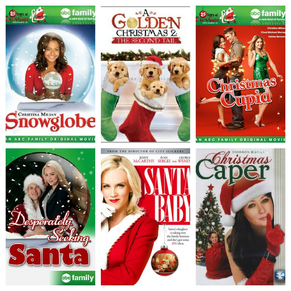 Lifetime Christmas Movies May Give Us The Holiday Spirit Or Remind ...