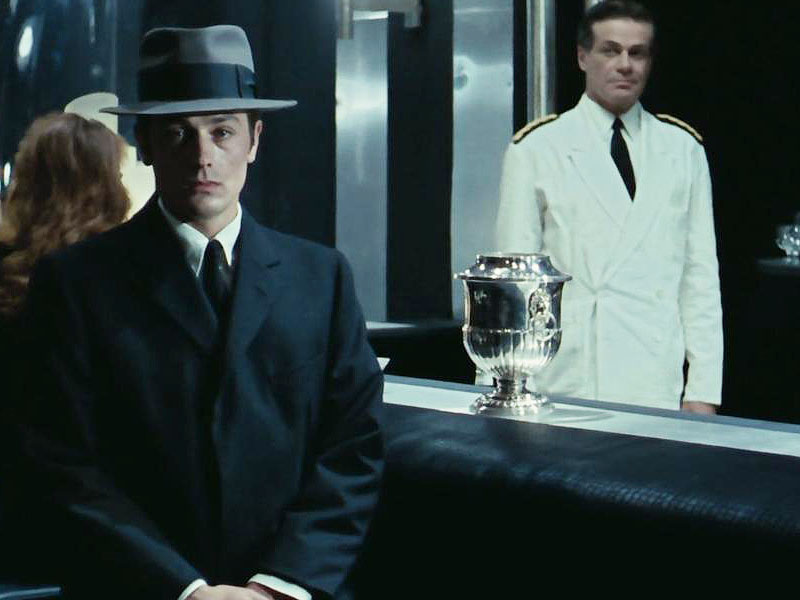 Jean-Pierre Melville's  Le Samouraï  Plays with the Perils of the Lone Detective